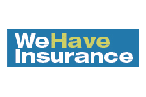 We have insurance logo